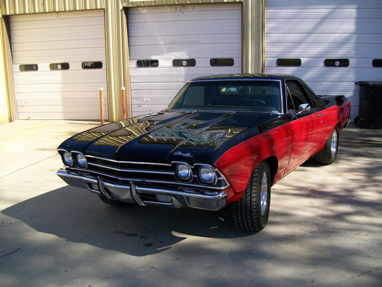 1969 Chevrolet El Camino 2009