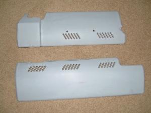 Fuel Rail Covers