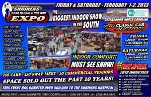 2012.12.03 - Shiner show