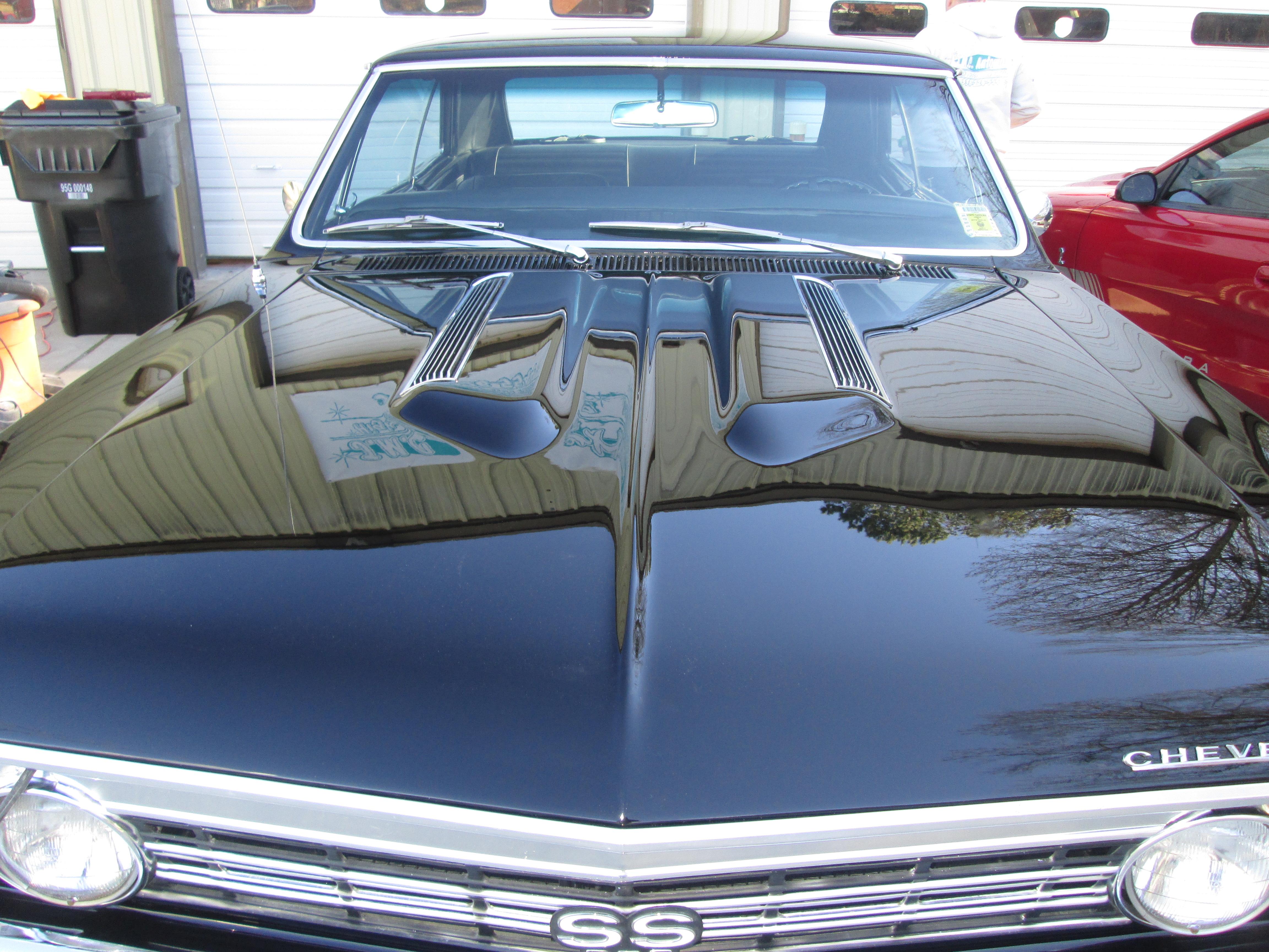 1967 Chevrolet Chevelle Ss 2012 Jmc Autoworx Chevy Hello I Have A 64 That Ive 201230104 3