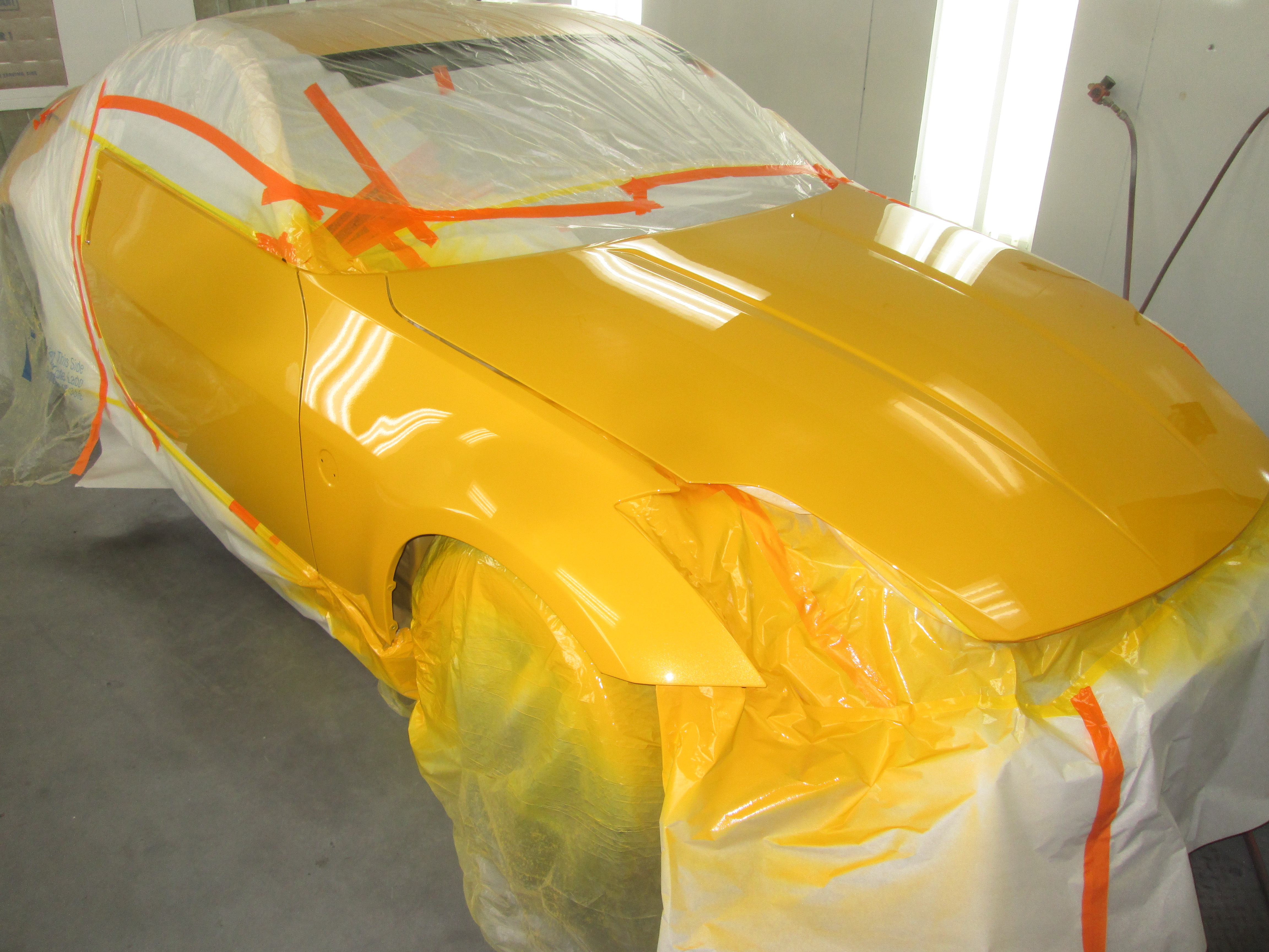 Yellow fellow | JMC AutoworX