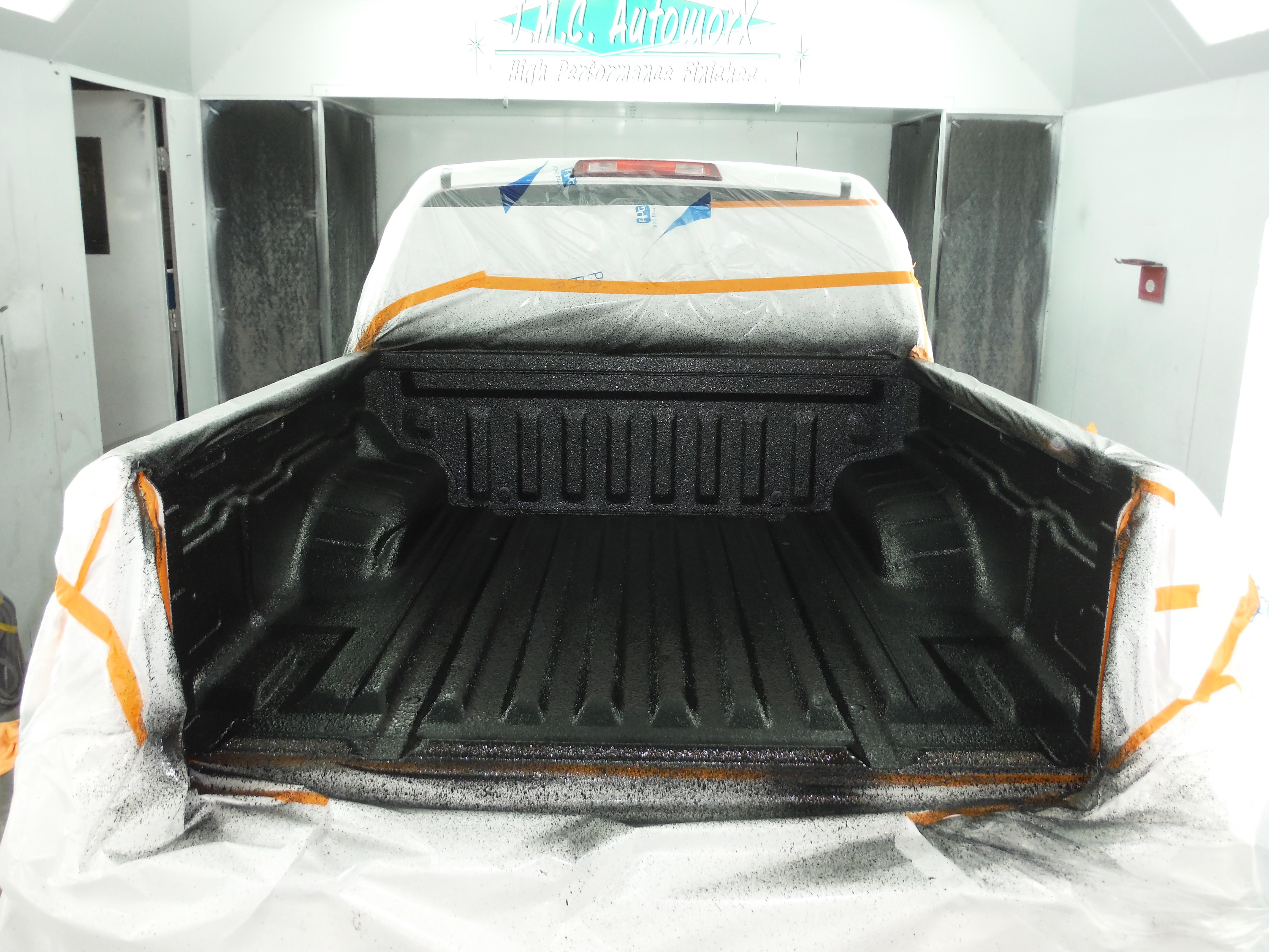 Spray In Bed Liner Jmc Autoworx