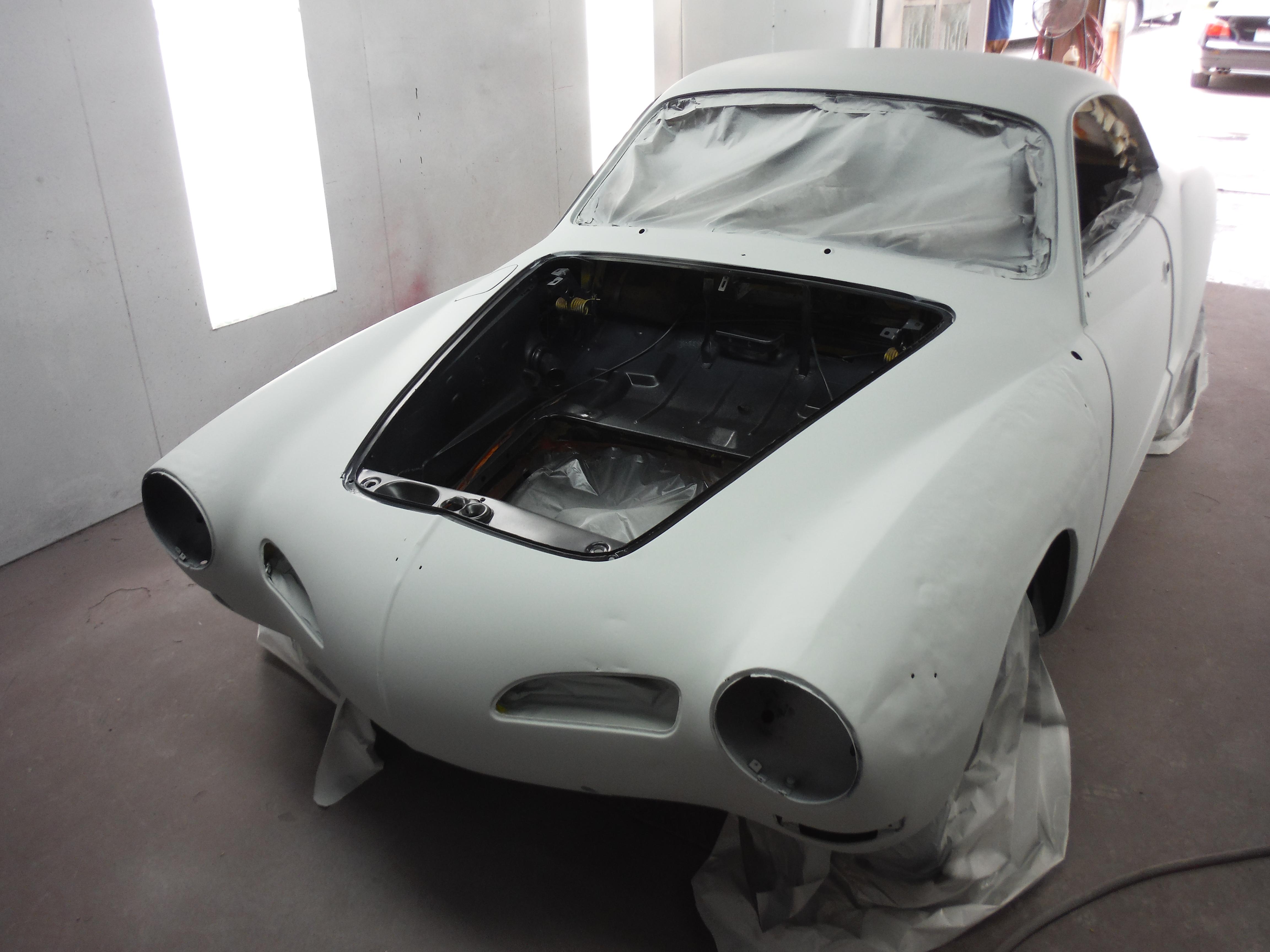 Front Bumper Repair >> Karmann Ghia | JMC AutoworX | Page 2